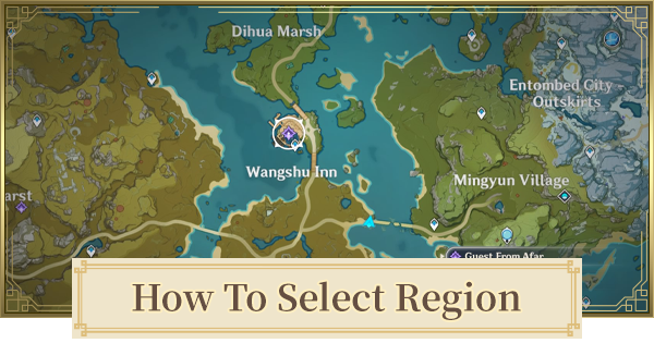 How To Select Regions for Daily Commissions?   Genshin Impact - GameWith