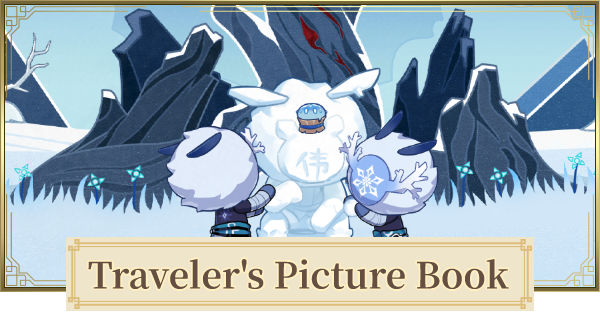 Traveler's Picture Book Web Event | Slimes in Golden Apple Archipelago Location | Genshin Impact - GameWith