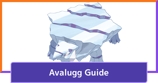 Avalugg Guide - Spawn Location & Strategy Guide   Pokemon UNITE - GameWith