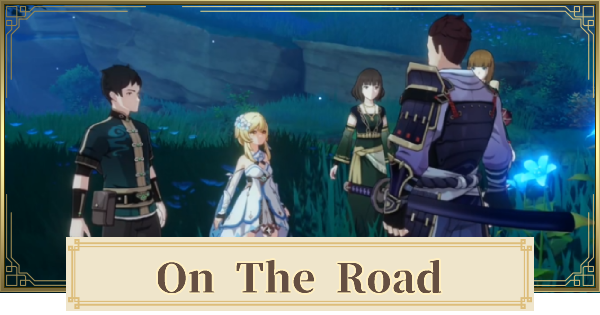 On the Road (The Gourmet Supremos) World Quest Walkthrough Guide   Genshin Impact - GameWith