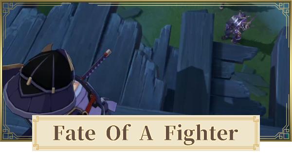 Fate of a Fighter World Quest Walkthrough Guide