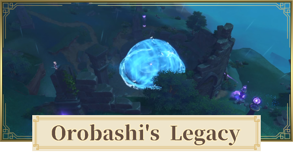 Oroboshi's Legacy World Quest Guide | Pearl & Warding Stone Locations