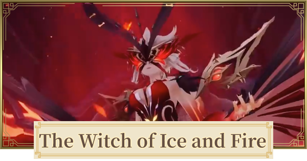 La Signora Boss (The Witch of Ice and Fire) Recommended Team & Location   Genshin Impact - GameWith