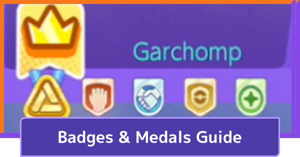 Medals & Badges - List & Guide