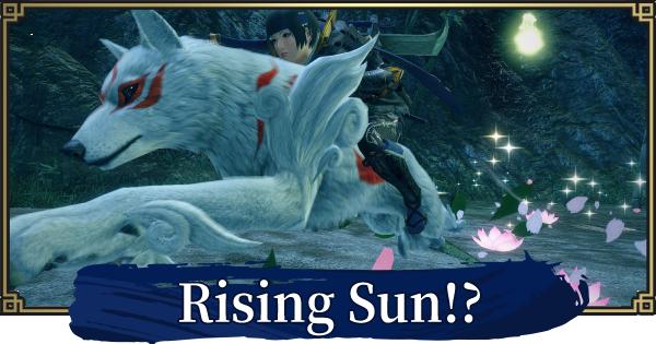 Rising Sun!? - Event Quest