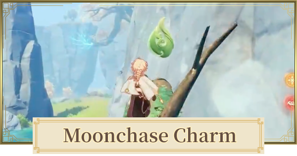 Moonchase Charm All Locations & Map