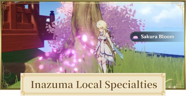 Inazuma Local Specialties Farming Locations   Genshin Impact - GameWith