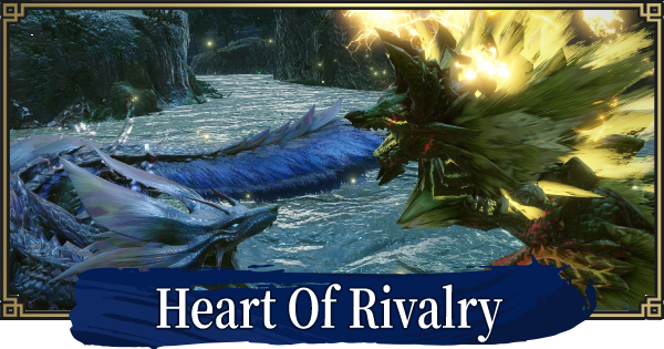 MH Rise   Heart Of Rivalry - Event Quest    MONSTER HUNTER RISE (MHR) - GameWith