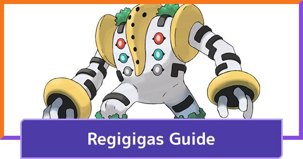 Regigigas Guide - Spawn Location & Strategy Guide | Pokemon UNITE - GameWith
