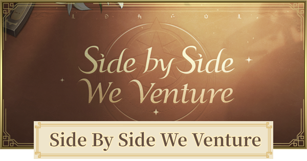 Side by Side We Venture Web Event Guide   Genshin Impact - GameWith