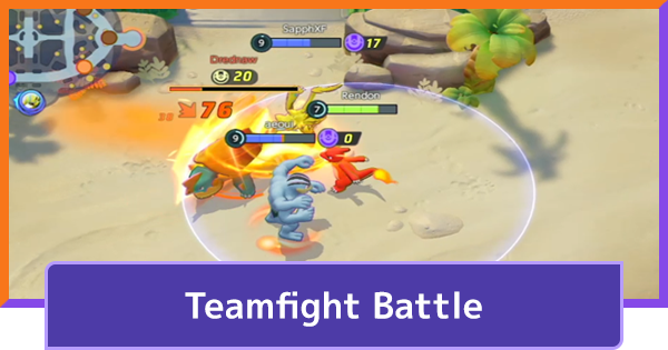 Teamfight Battle Tips - 3 Things To Remember | Pokemon UNITE - GameWith