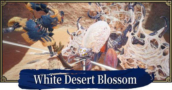 White Desert Blossom - Event Quest