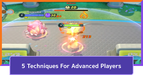 5 Techniques For Advanced Players To Improve   Pokemon UNITE - GameWith