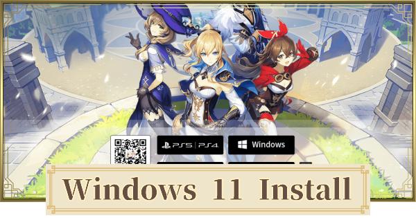 Windows 11 Compatibility - Is Genshin Impact Playable? | Genshin Impact - GameWith