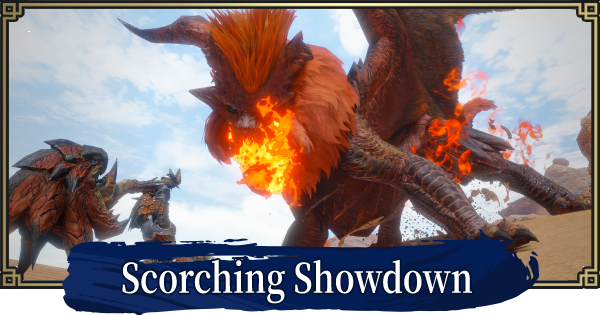 Scorching Showdown - Event Quest