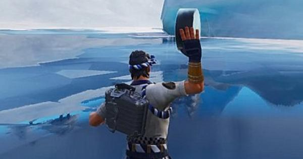Fortnite | Slide An Ice Puck in a Single Throw Challenge (Week 6)