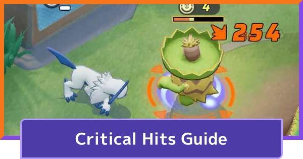 Critical Hit Guide   Pokemon UNITE - GameWith