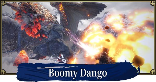Boomy Dango - Event Quest