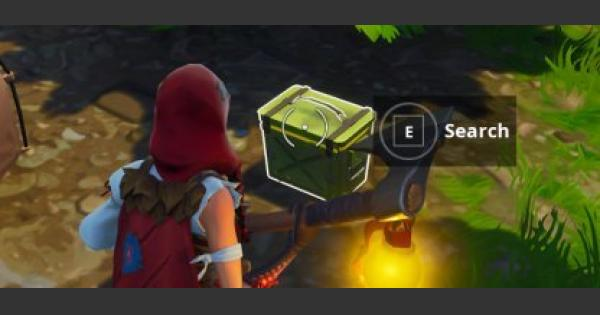 Fortnite | Search Ammo Box in Different Named Locations (Week 6) - GameWith