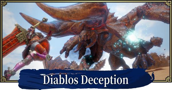 Diablos Deception - Event Quest