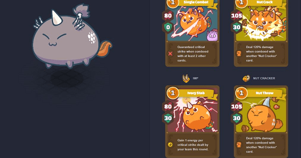 Axie Infinity   RIMP Beast Build : Best Stats & Abilities Guide - GameWith