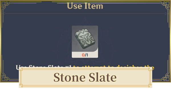 Stone Slate Locations In Tsurumi Island And How To Get   Genshin Impact - GameWith