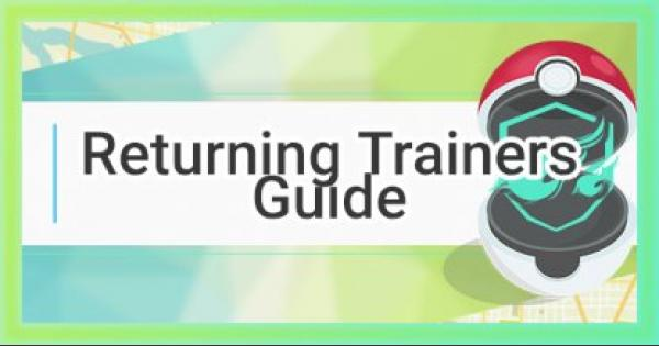 Pokemon Go | Welcome Back: Play Guide For Returning Trainers - GameWith