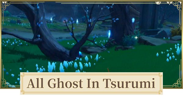 All Ghosts In Tsurumi Island   Illusion Requests & Solutions