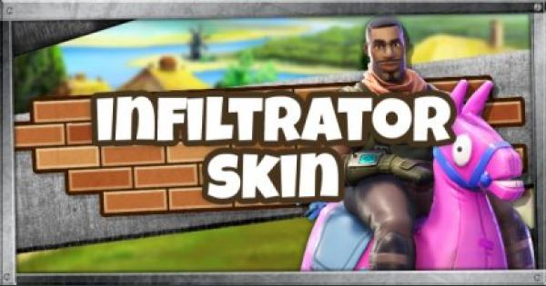 Fortnite | INFILTRATOR Skin - Set & Styles - GameWith