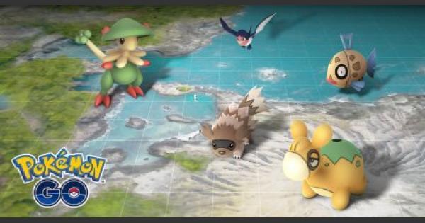 Pokemon Go | Groudon, Kyogre Raid Return In Hoenn Event