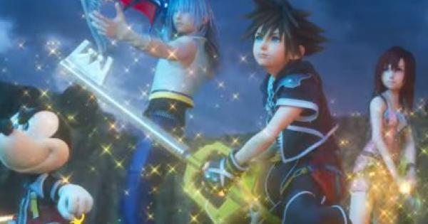 KH3 | All Keyblades List | Kingdom Hearts 3 - GameWith