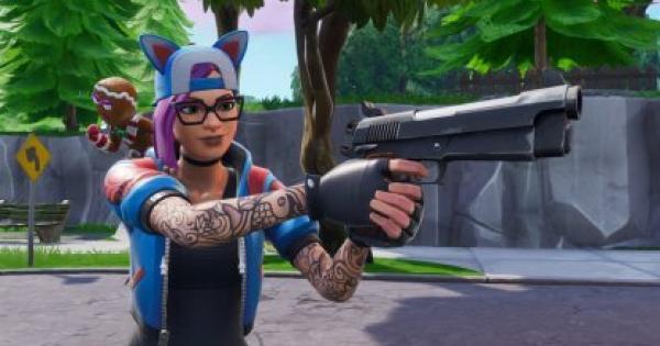 Fortnite | Pistol Elimination (Week 7) - GameWith