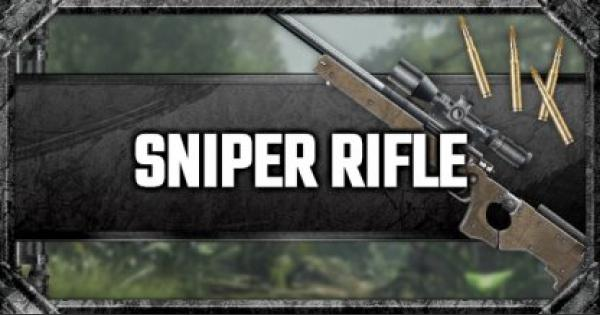 PUBG Mobile | Sniper Rifle List & Stats Comparison