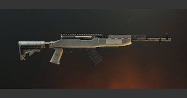SKS - Stats, Best Attachments & Tips - GameWith