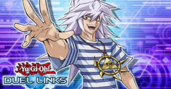 Yami Bakura/How to Unlock - YuGiOh! Duel Links