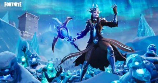 Fortnite | Ice Storm Challenges List & Guide