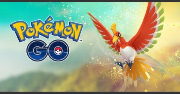 Pokemon Go | Ho-Oh CP & IV Reference Chart