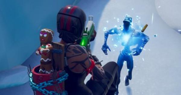 Fortnite | Destroy Ice Fiends - Ice Storm Challenge