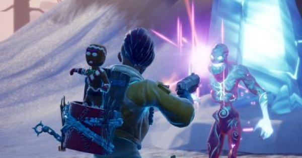 Fortnite | Deal Damage with ARs or Pistols - Ice Storm Challenge - GameWith