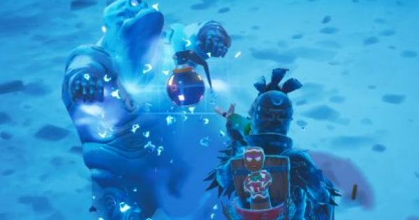 Fortnite | Destroy Ice Brutes - Ice Storm Challenge - GameWith
