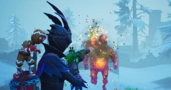 Fortnite | Destroy Golden Ice Brutes - Ice Storm Challenge - GameWith