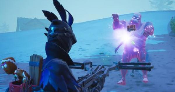 Fortnite | Deal Damage in a Single Match - Ice Storm Challenge