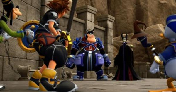 Kingdom Hearts 3 | Story - Walkthrough Guide | KH3