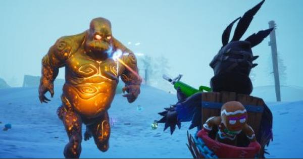 Fortnite | Destroy Elite Members of Ice Legion - Ice Storm Challenges - GameWith