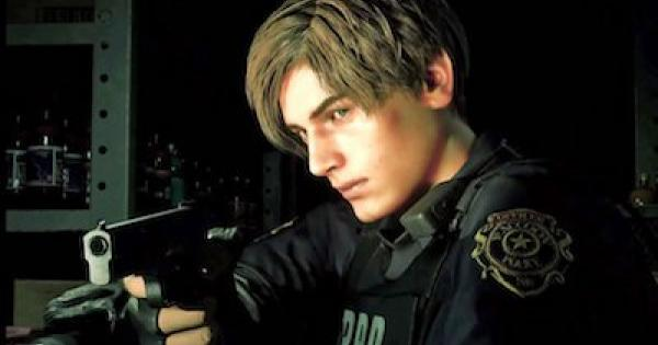 Resident Evil 2 Remake | Leon Part A / B Walkthrough List | RE2