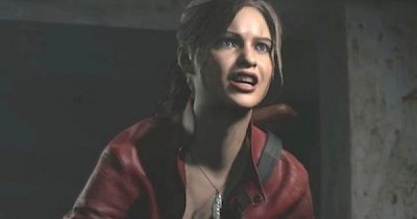 Resident Evil 2 Remake Claire Part A B Walkthrough List Re2