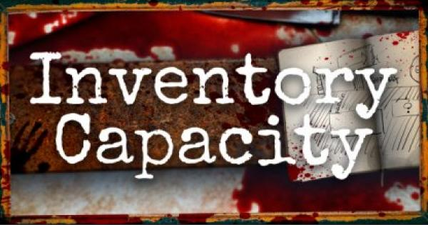 Resident Evil 2 Remake | Inventory Capacity - Guides & Where To Get Hip Pouch | RE2