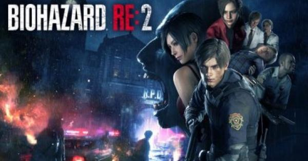 Resident Evil 2 Remake | All Character List & Descriptions | RE2