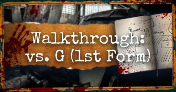 Resident Evil 2 Remake | Leon B Walkthrough Pt.2: Basement ~ vs. G (1st Form) | RE2