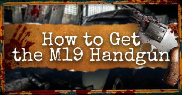 RE2 | How to Get the M19 Handgun - Guide & Location | Resident Evil 2 Remake - GameWith